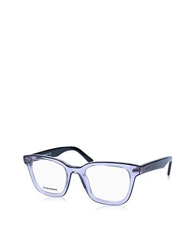 D Squared Montura DQ5165-020 (49 mm) Transparente / Negro