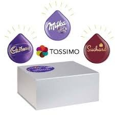 Tassimo Hot Chocolate Pack - Milka, Cadbury, Suchard 48 T-discs