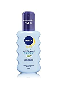 NIVEA SUN® Moisturising After Sun Spray with Aloe Vera 200ml