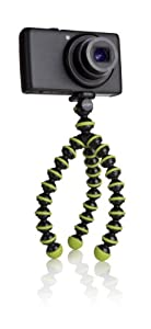 JOBY JB01251-0EN GorillaPod Original - Flexible Camera Tripod for Point and Shoot Cameras - Lime Green