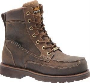 Men's Carolina Aluminum Moc Toe Waterproof EH Boots