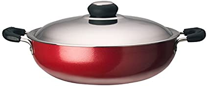 Macclite DK04 Induction Base Kadhai With SS Lid (2 L)