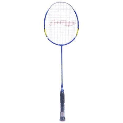 Li-Ning Super Series SS 98 II Badminton Racquet (Blue/Yellow)