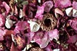 Champagne & roses pot-pourri cellopack
