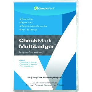 CheckMark Multiledger Integrated Account