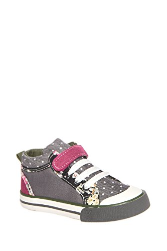 Girl's Mykah Hook And Loop sneaker