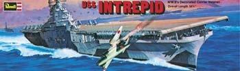 USS Intrepid 1-720 Revell Germany