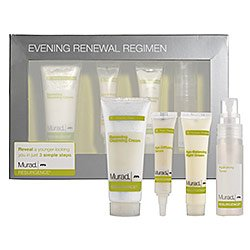 Murad Resurgence Evening Renewal Regimen - $56 Value 4 Piece Set