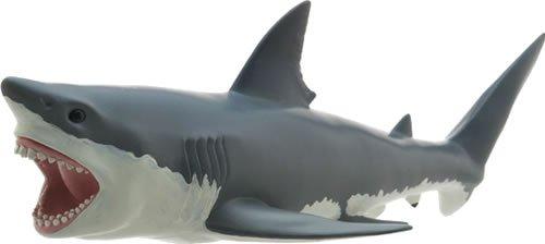 ホホジロザメ ビニールモデル
