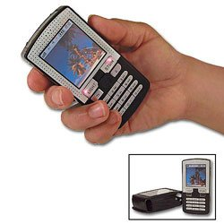 1 Million Volt Stun Gun Cell Phone