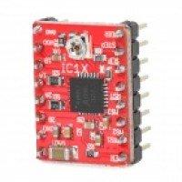 Fastech A4988 Reprap Stepper Driver Module(Red)