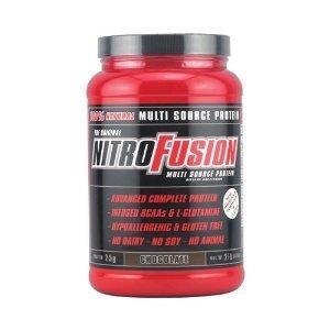 Plant Fusion Nitro Fusion Supplement, Chocolate, 2 Pound