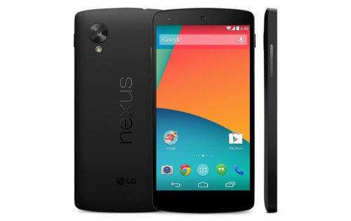 Google Nexus 5 LG D821 16GB SIMフリー 海外携帯 (Black ブラック)
