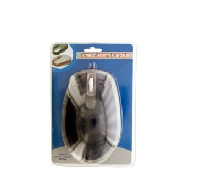 Jumbo Light-Up Mouse-Package Quantity,16