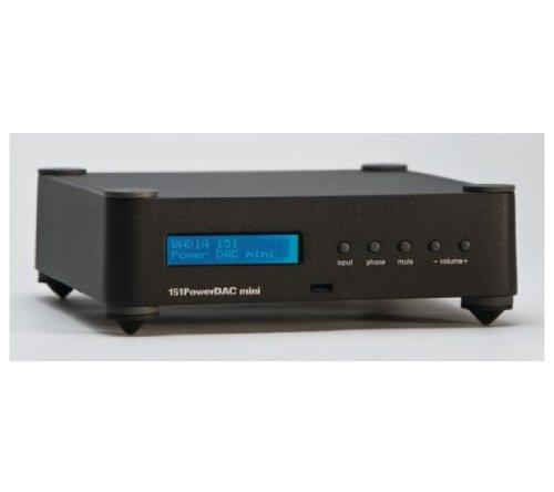 wadia 151 powerdac mini digital integrated amplifier black temp audio device. Black Bedroom Furniture Sets. Home Design Ideas