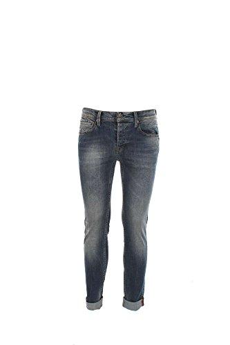 Jeans Uomo 0/zero Construction LOGAN/1S SW350 Denim Autunno/Inverno Denim 40