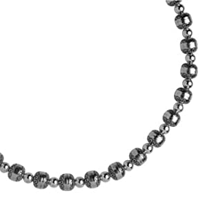 Sterling Silver Native Pearl Bead Necklace
