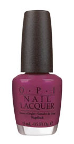OPI Nail Polish Plugged-In Plum - Buy OPI Nail Polish Plugged-In Plum