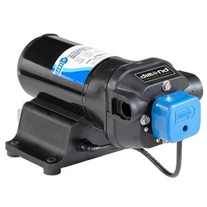 Jabsco 42755-0092 VFLO 5.0 5.0 GPM 12 VDC WATER PRESSURE PUMP