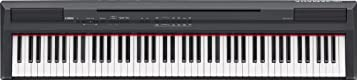 Yamaha P-105B Digital Piano inkl. Netzteil (88-Tasten, GHS, AUX OUT, USB)
