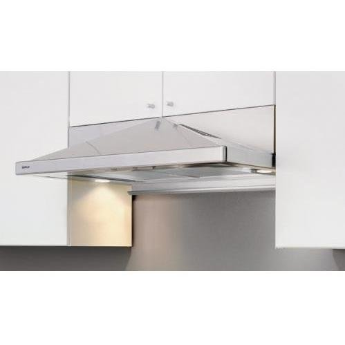 Contemporary Range Hood front-24740
