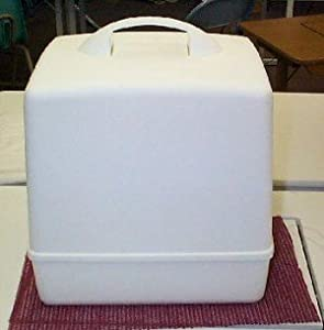 Heavy Duty Serger Overlock Carrying Case by alphasew