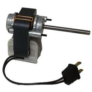 Broan 162-B Fan Motor # 99080145; 3000 RPM, 1.5 amps, 120V 60hz. by nutone Broan