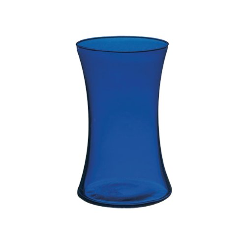 "Syndicate Sales 8"" Gathering Vase, Cobalt"
