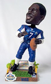 Buy Low Price Forever Collectibles Atlanta Falcons Michael Vick 2003 Pro Bowl Forever Collectibles Bobble Head Figure (B0036SKJO0)
