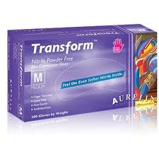 Aurelia Transform Nitrile, Small, 2000 Case