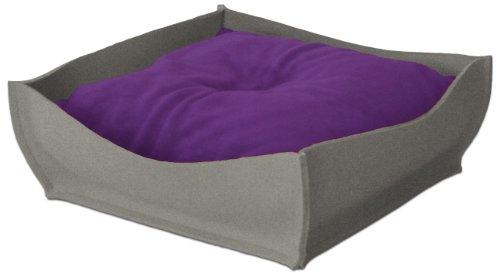 Bild von: Bowl Filz S, puristisches Katzen- und Hunde-Bett, 75x75cm