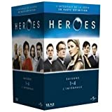 Diverse Blu-Ray Heroes l'intégrale Saisons 1 à 4