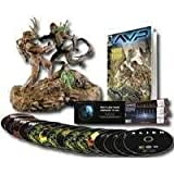Alien vs. Predator: The Ultimate Showdown DVD Collector's Set (15 discs including 2-Disc sets of Alien, Aliens, Aliens 3, Alien: Resurrection, Predator, Predator 2 and Alien vs. Predator + Bonus Disc, Comic Book, 2 Movie Tickets to Alien vs. Predator 2 + Lighted Figures)
