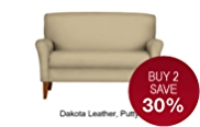 Whitley Loveseat - Leather
