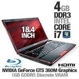 Toshiba Qosmio X505-Q870 TruBrite 18.4-Inch Gaming Laptop