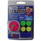 Putty Buddies Swimmers Ear Plugs 3-Pack