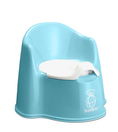 buy BABYBJORN Potty Chair - Turquoise for sale