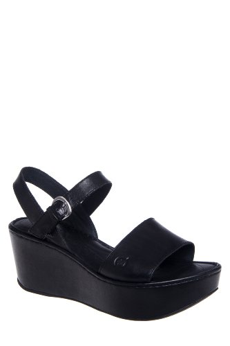 Born Maldives Mid Wedge Sandal