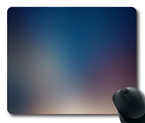Custom-Gaming-Mouse-Pad-with-Shiny-Sky-Sunshine-Gradation-Blur-Non-Slip-Neoprene-Rubber-Standard-Size-9-Inch220mm-X-7-Inch180mm-X-18-Inch3mm-Desktop-Mousepad-Laptop-Mousepads-Comfortable-Computer-Mous