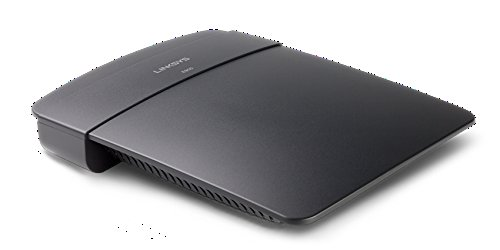 Linksys E900-EU Router Wireless-N 300, 4 Porte Ethernet, Antenna MIMO, Velocità 300 Mbps per Case e Appartamenti di Medie Dimensioni, Nero