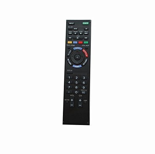 E-life General Replacement Remote Control Fit For KDL-40EX400/H RMYD061 RM-YD062 148947411 For SONY 3D Plasma BRAVIA LCD LED HDTV TV