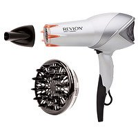 Revlon Laser Brilliance Hair Dryer 1875W Styler 2 Heat/2 Speed Settings, Model RVDR5105, 1 ea