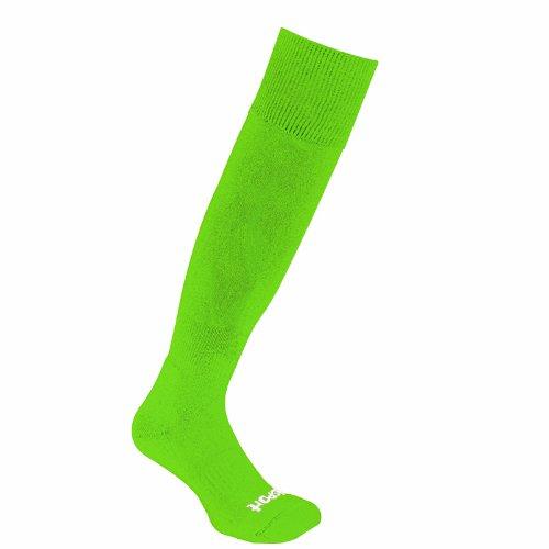 uhlsport Team Pro Essential Calzettone, Verde (grün flash), 37-40