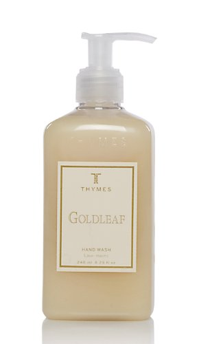 Thymes Hand Wash, Goldleaf, 8.25-Ounce Bottle