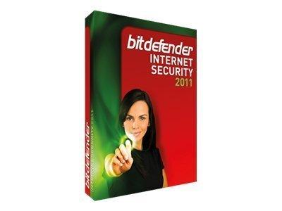 BITDEFENDER Internet Security 2011 1 User 2 Jahre Single Edition Retail (DE), PC