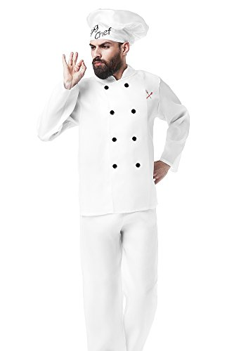 Unise (Master Chef Adult Costumes)