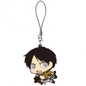 Movic Attack on Titan Rubber Strap A Eren Yeager