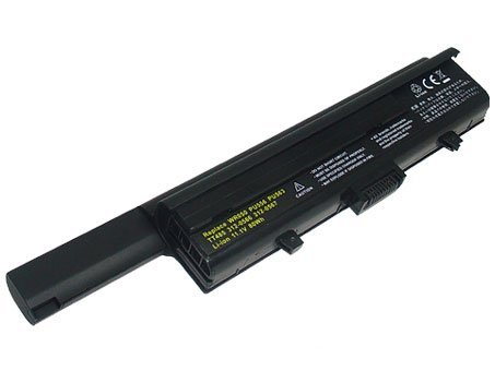 9-Cell High Quality Li-ion Replacement Laptop Battery for DELL XPS M1330, Compatible Part Numbers: 312-0566, 312-0567, 312-0739, 451-10473, 451-10474, PU556, PU563, TT485, WR050