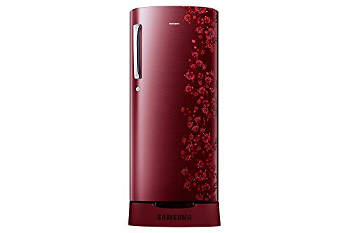 Samsung-RR19J2835RX-192-Litres-5S-Single-Door-Refrigerator-(Orcherry-Garnet)