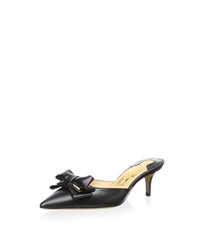 Salvatore Ferragamo Women's Primerose Kitten Heel